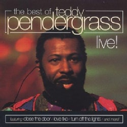 Teddy Pendergrass - Best of Teddy Pendergrass Live
