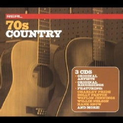 Various - Real Country 70's
