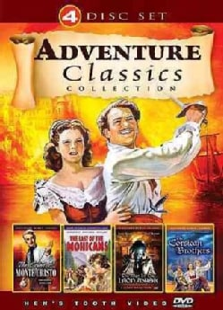 Adventure Classics Collection (DVD)