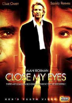 Close My Eyes (DVD)