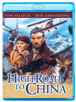 High Road to China (Blu-ray Disc)