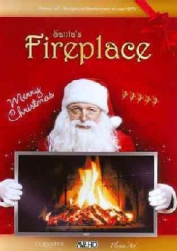 Santa's Fireplace (DVD)