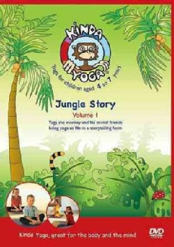 Kinda Yoga: Jungle Story (DVD)