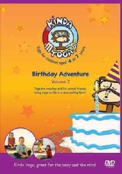 Kinda Yoga: Birthday Adventure (DVD)