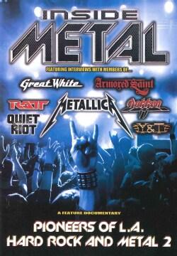 Inside Metal: Pioneers of L.A. Hard Rock and Metal II (DVD)