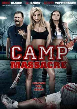 Camp Massacre (DVD)