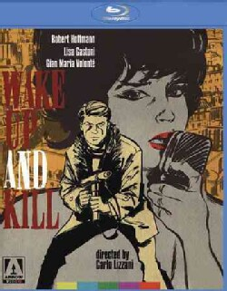 Wake Up and Kill (Blu-ray/DVD)