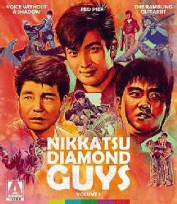 Nikkatsu Diamond Guys: Vol. 1 (Blu-ray/DVD)