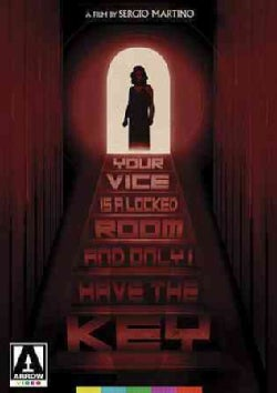 Your Vice Is a Locked Room and Only I Have the Key (DVD)