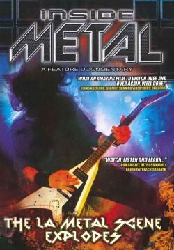 Inside Metal: The L.A. Metal Scene Explodes (DVD)