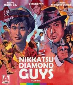 Nikkatsu Diamond Guys: Vol. 2 (Blu-ray/DVD)