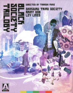 The Black Society Trilogy (Blu-ray Disc)