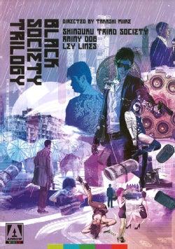 The Black Society Trilogy (DVD)