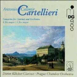 Dieter Klocker - Cartellieri: Clarinet Concerto No 1