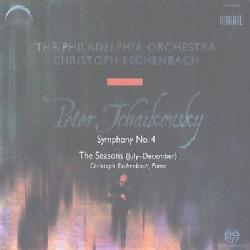 Pyotr Il'yich Tchaikovsky - Tchaikovsky: Symphony No. 4 Seasons