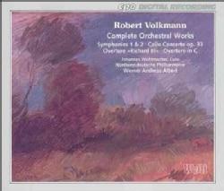 Various - Volkmann: Orchestral Works