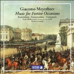 Various - Meyerbeer: Orchestral Works