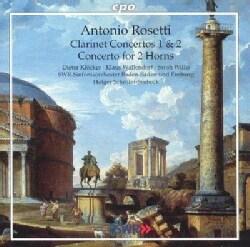 Dieter Klocker - Rosetti:Concertos