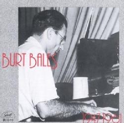 Burt Bales - 1947-61