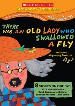 There Was An Old Lady Who Swallowed A Fly (DVD)