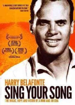 Sing Your Song: Harry Belafonte (DVD)