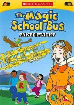 The Magic School Bus: Takes Flight (DVD)