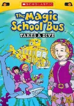 The Magic School Bus: Takes a Dive (DVD)