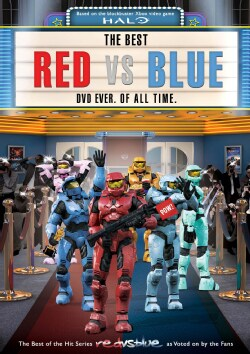 The Best Red vs. Blue DVD Ever of All Time (DVD)