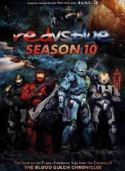 Red Vs. Blue: Season 10 (DVD)