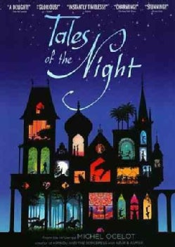 Tales of the Night (DVD)