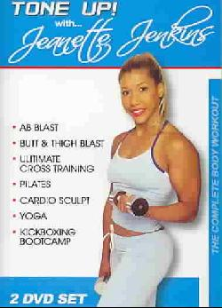 Tone Up!: With Jeanette Jenkins (DVD)