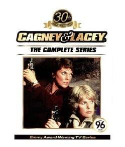 Cagney & Lacey: Complete Series Collection
