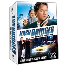 Nash Bridges: Complete Series