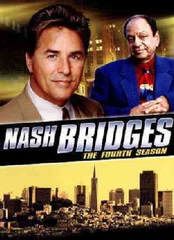 Nash Bridges: Season 4 (DVD)