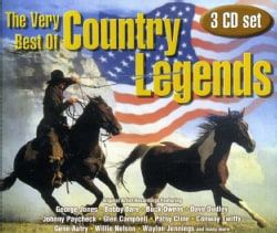Various - The Very Best of Country Legends