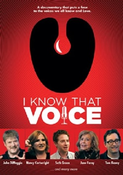 I Know That Voice (DVD)