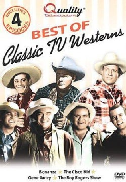 Best of Classic TV Westerns (DVD)