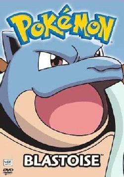 Pokemon Vol 5: Blastoise (10th Anniversary Edition) (DVD)