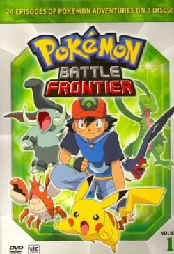Pokemon: Battle Frontier Box 1 (DVD)