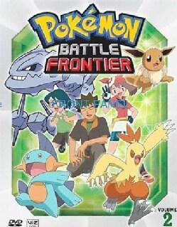 Pokemon Vol 2: Battle Frontier (DVD)