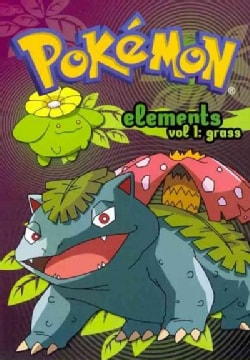 Pokemon Elements Vol 1: Grass (DVD)