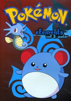 Pokemon Elements Vol 3: Water (DVD)