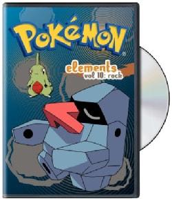 Pokemon Elements Vol 10: Rock (DVD)