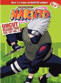 Naruto Uncut Season 2 Box Set Vol 2 (DVD)