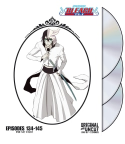 Bleach Box Set 8 (Uncut) (DVD)