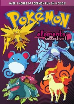 Pokemon Elements Collection: Part 1 (DVD)