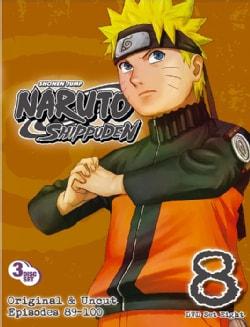 Naruto Shippuden Box Set 8 (DVD)