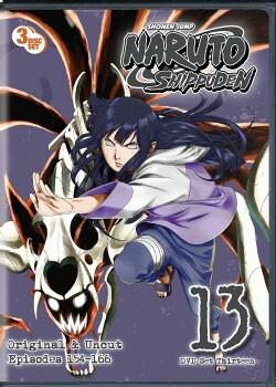 Naruto Shippuden Box Set 13 (DVD)