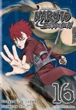 Naruto Shippuden Box Set 16 (DVD)