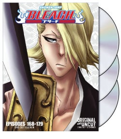 Bleach Box Set 11 (Uncut) (DVD)